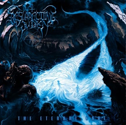 RESURRECTING JUDAS - The Eternal Knot CD-R Brutal Technical Death Metal