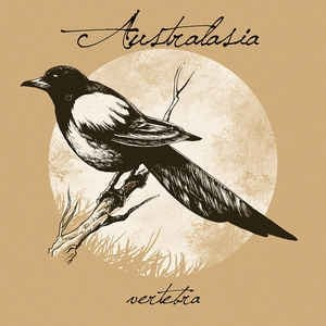 AUSTRALASIA - Vertebra CD Post-rock