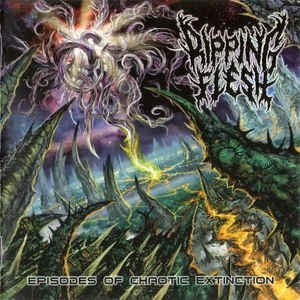 RIPPING FLESH - Episodes Of Chaotic Extinction CD Brutal Death Metal