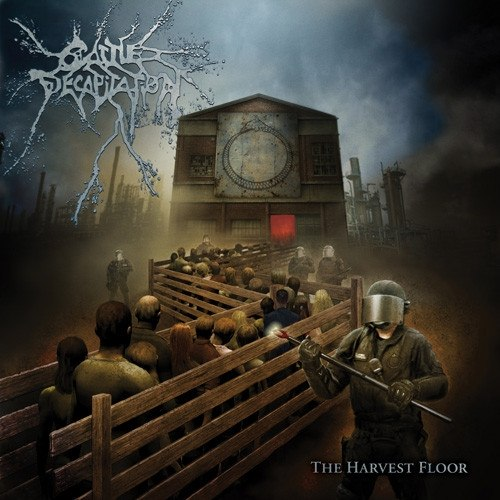 CATTLE DECAPITATION - The Harvest Floor CD Grindcore