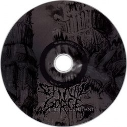 SEPTYCAL GORGE - Erase The Insignificant CD Brutal Death Metal