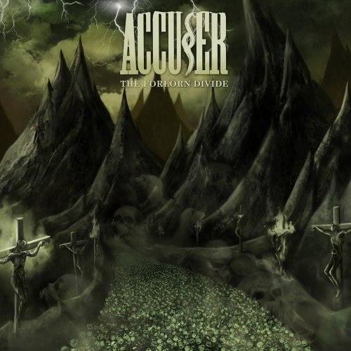 ACCUSER - Forlorn Divide CD Thrash Metal