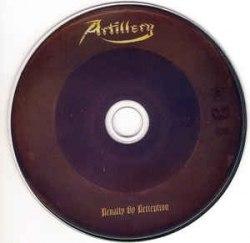 ARTILLERY - Penalty By Perception CD Thrash Metal