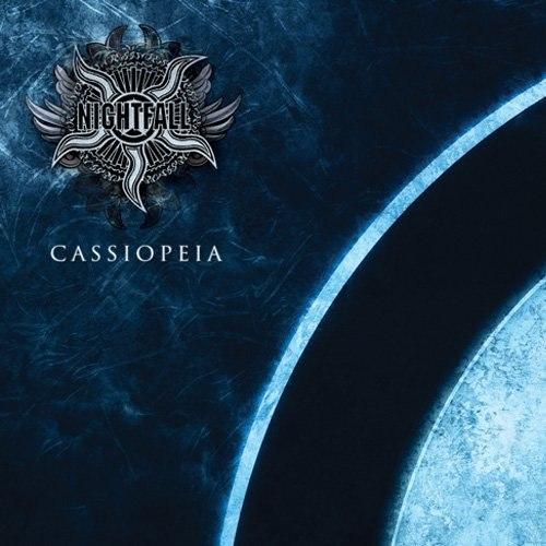 NIGHTFALL - Cassiopeia CD Extreme Metal