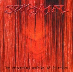STICKOXYDAL - The Perverted Position Of Interiors CD Goregrind