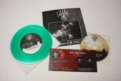 "SEOL - Ascensus 7""EP+CD Black Metal"