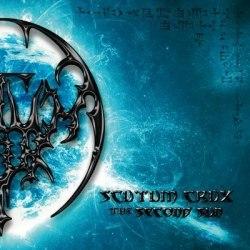 SCUTUM CRUX - The Second Sun CD Black Metal