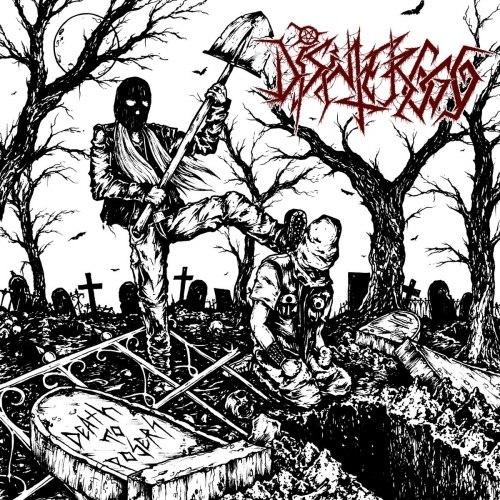 DISINTER 666 - Death to Posers MCD Black Thrash Metal