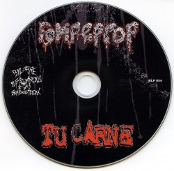 ROMPEPROP / TU CARNE - Just A Matter Of Splatter CD Grindcore Death Metal