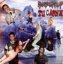 ROMPEPROP / TU CARNE - Just A Matter Of Splatter CD Grindcore Death Metal