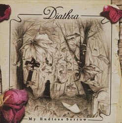 DIATHRA - My endless sorrow CD Gothic Doom Metal