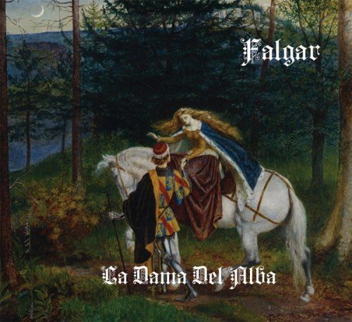 FALGAR - La dama del alba Digi-CD Atmospheric Metal