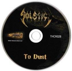 SOLSTICE - To Dust CD Death Thrash Metal