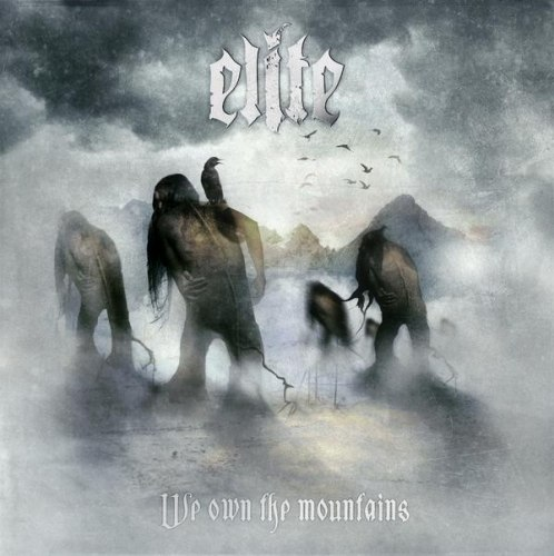 ELITE - We Own the Mountains CD Nordic Metal