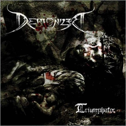 DEMONIZER - Triumphator CD Thrash Black Metal