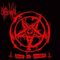 "URGEHAL - Death is Complete 7""EP Black Metal"