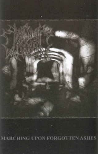 ABSENTIA LUNAE - Marching Upon Forgotten Ashes Tape Blackened Metal