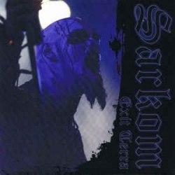 """SARKOM - Exit Terra 7""""EP Black Metal"""