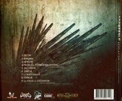 APOKEFALE - Revelation: Procreating Abhorrent Depths Digi-CD Experimental Metal