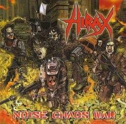HIRAX - Noise Chaos War CD Thrash Metal