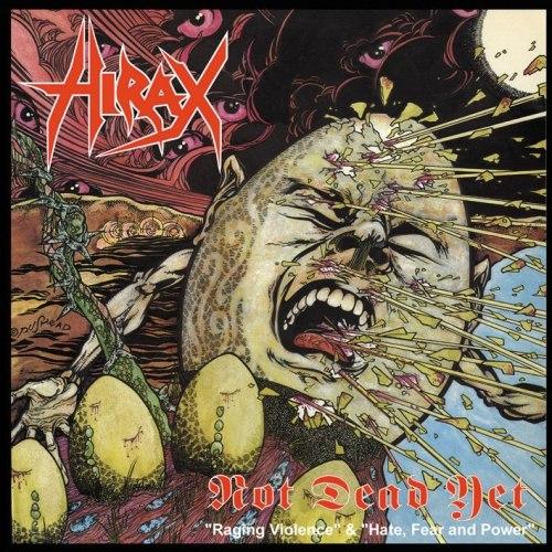 HIRAX - Not Dead Yet CD Thrash Metal