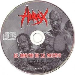 HIRAX - El Rostro de la Muerte CD Thrash Metal