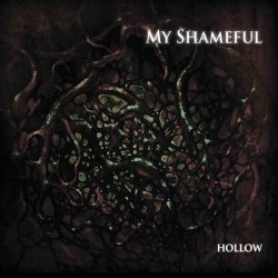 MY SHAMEFUL - Hollow CD Funeral Doom Metal