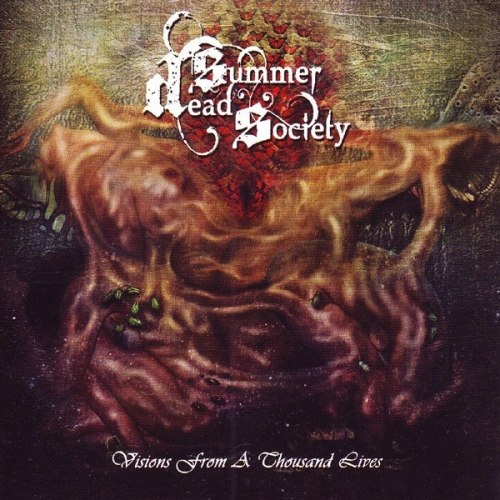 DEAD SUMMER SOCIETY - Visions From A Thousand Lives CD Doom Metal