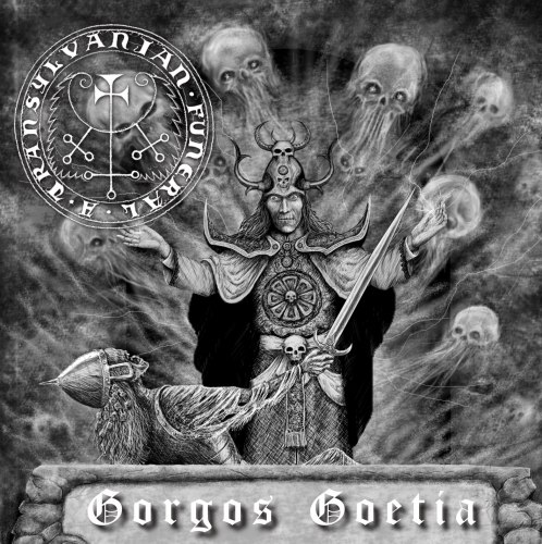A TRANSYLVANIAN FUNERAL - Gorgos Goetia CD Blackened Metal