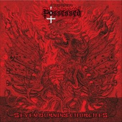 V/A - A Tribute To Possessed: Seven Burning Churches CD Death Thrash Metal