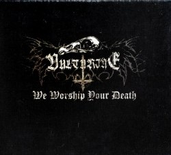 VULTURINE - We Worship Your Death Digi-CD Black Metal