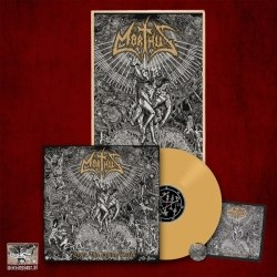 MORTHUS - Over the Dying Stars Gatefold LP Black Metal