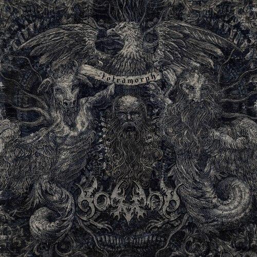 NOMAD - Tetramorph Digi-MCD Death Metal