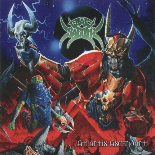 BAL-SAGOTH - Atlantis Ascendant CD Epic Metal