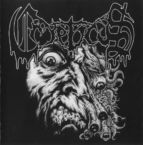 CRYPTICUS - Dedicated to the Impure CD Death Metal