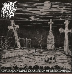 ANAL PUS - Unsurmountable Exhaustion of Disentombed... Digi-CD Death Metal