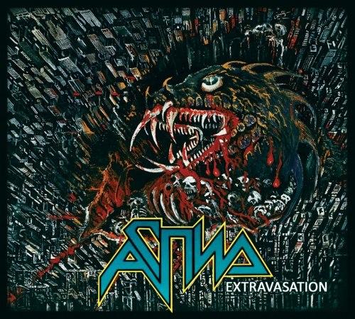 АСПИД - Кровоизлияние CD Thrash Metal