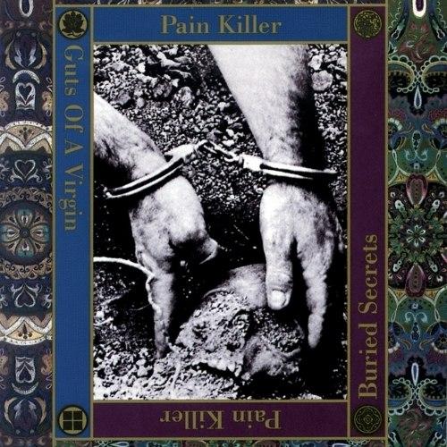 PAINKILLER - Guts Of A Virgin & Buried Secrets CD Industrial Grindcore