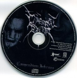 DIABOLICAL BREED - Compendium Infernus CD Symphonic Metal