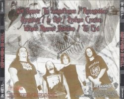 IN HELL - Suffering in Hell CD Death Metal