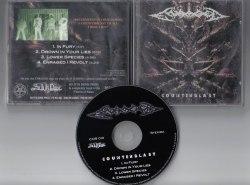 ENRAGED - Counterblast MCD Brutal Death Metal