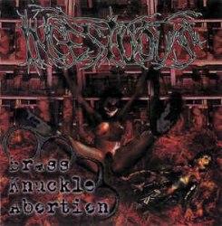 INCESTUOUS - Brass Knuckle Abortion MCD Brutal Death Metal