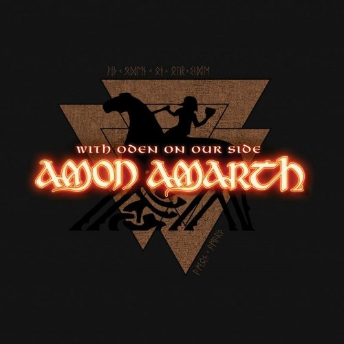AMON AMARTH - With Oden On Our Side CD Folk Metal