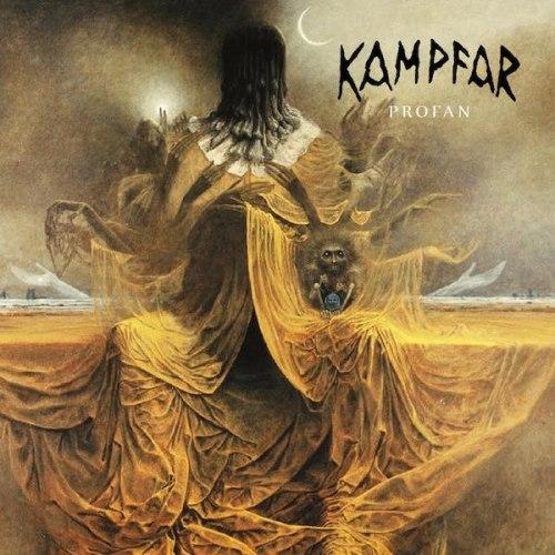 KAMPFAR - Profan Digi-CD Pagan Metal