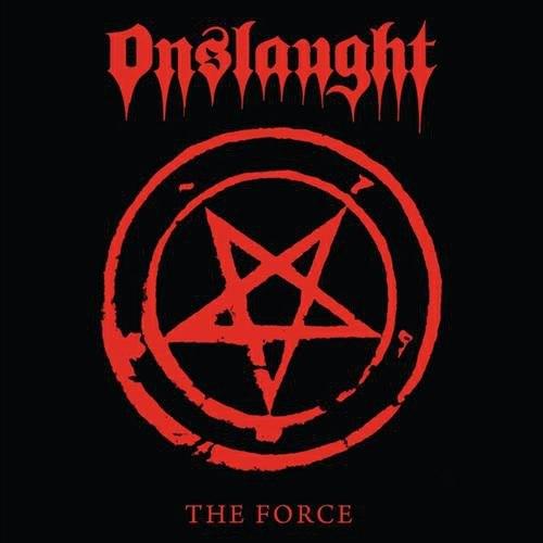 ONSLAUGHT - The Force CD Thrash Metal