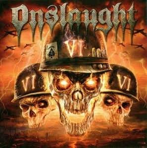 ONSLAUGHT - VI CD Thrash Metal