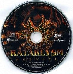 KATAKLYSM - Prevail CD Death Metal