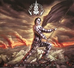 LACRIMOSA - Revolution Digi-CD Goth Rock