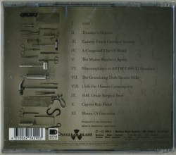 CARCASS - Surgical Steel CD Death Metal