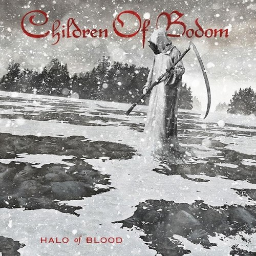 CHILDREN OF BODOM - Halo of Blood CD MDM